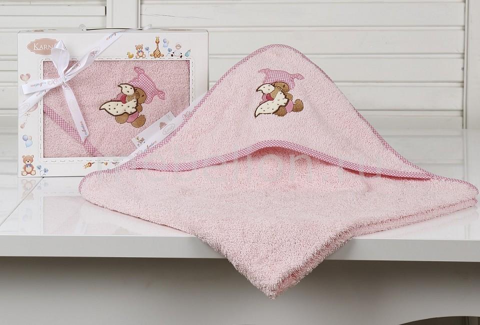 Полотенце детское (90х90 см) BAMBINO-TEDDY 2140/CHAR004