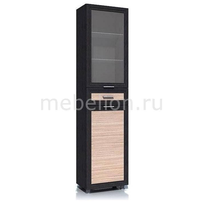 Шкаф-витрина Астория 2 НМ 014.05 РС