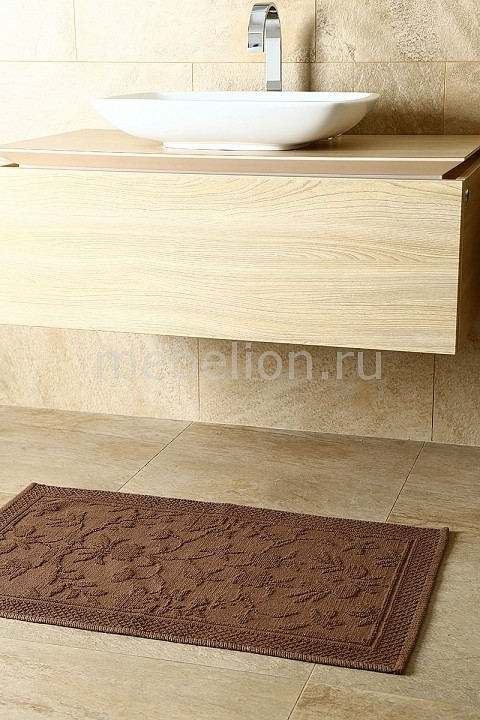 Фото - Коврик для ванной Arloni (60х90 см) Кармен arloni коврик самотканный для ванной