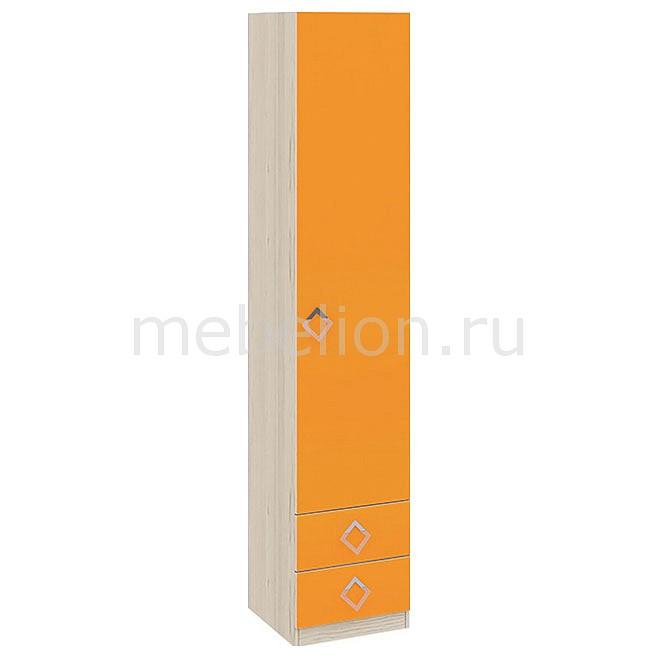 Шкаф для белья Аватар СМ-201.13.001 каттхилт/манго mebelion.ru 7990.000