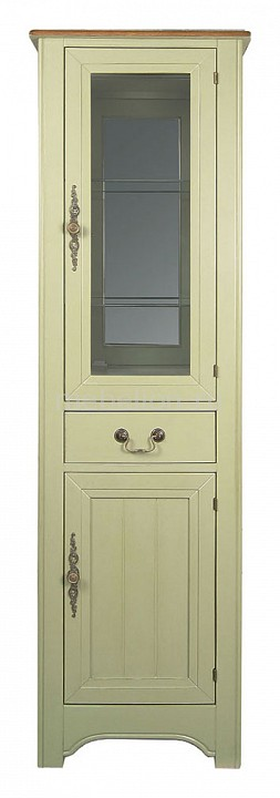 Шкаф-витрина Olivia