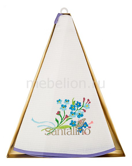 Полотенце для кухни АРТИ-М Незабудки полотенце для кухни арти м гуси