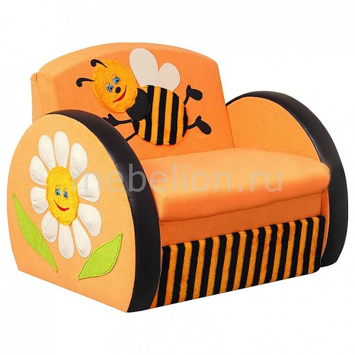 Диван-кровать Мася-8 Пчелка 8141127 желтый