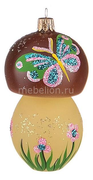 Елочная игрушка (8 см) Гриб-боровик 860-331