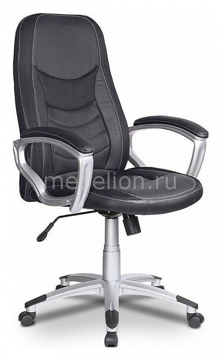 Кресло компьютерное Бюрократ Бюрократ T-9910/Black 9910