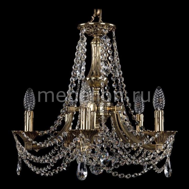 Подвесная люстра Bohemia Ivele Crystal 1771/5/150/C/GB 1771