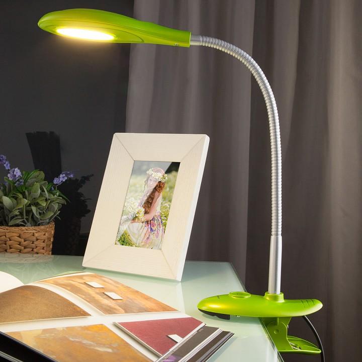 Настольная лампа офисная Elektrostandard Captor a038016 цены онлайн