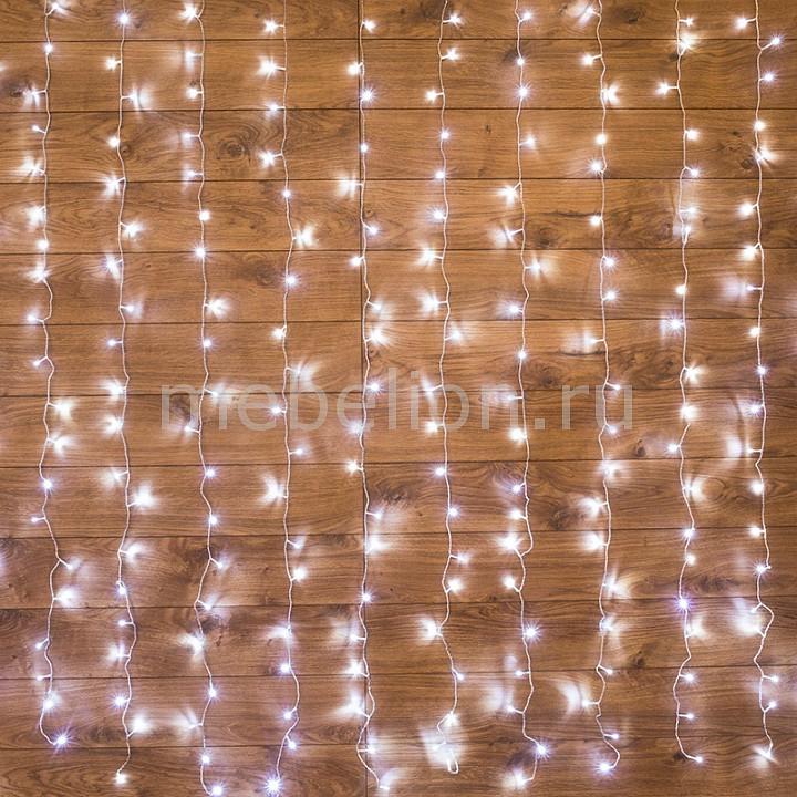 Занавес световой Neon-Night (1.5x1.5 м) Home 235-035 tiffany mediterranean style peacock natural shell ceiling lights lustres night light led lamp floor bar home lighting