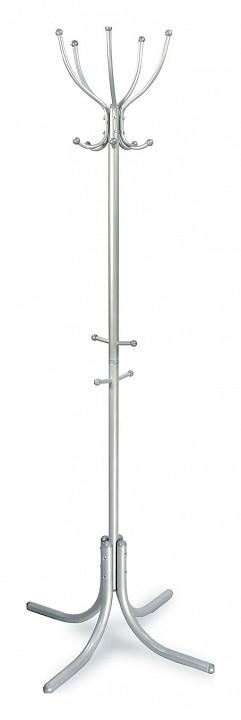 Вешалка напольная Мебелик Вешалка-стойка М 10 вешалка напольная мебелик вешалка стойка м 1 металлик
