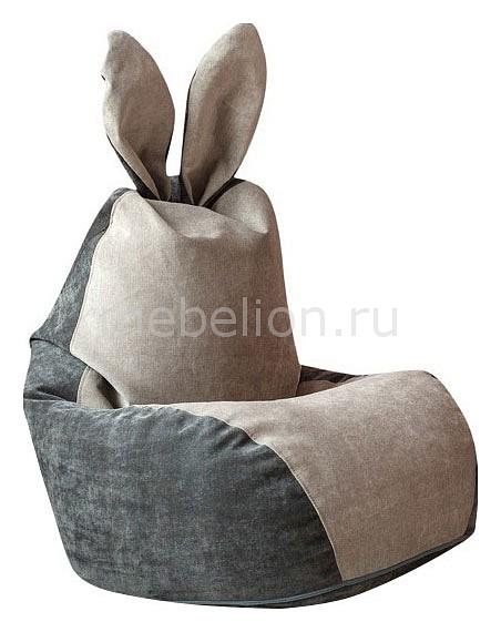 Кресло-мешок Dreambag Зайчик Серый кресло мешок dreambag зайчик бирюзовый