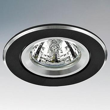 Встраиваемый светильник Lightstar 011007R Banale