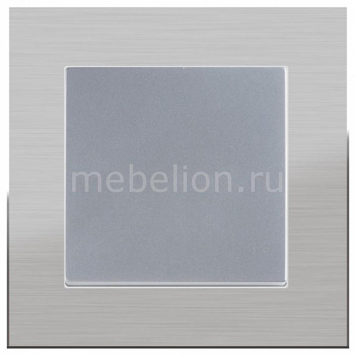 Заглушка для поста Aluminium(Серебряный) WL06-60-11+WL06-70-11 Aluminium(Серебряный) WL06-60-11+WL06-70-11