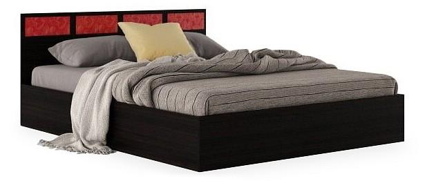 Кровать двуспальная Наша мебель Виктория-С с матрасом 2000х1800 кровати двуспальные belabedding кровать двуспальная с матрасом уэльс 2000x1800