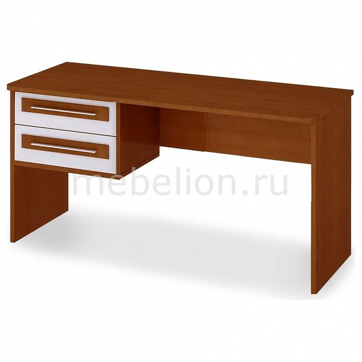 Стол письменный Орион ПМ-109.11 ночи кремона/текстиль светлый