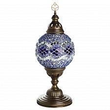 Настольная лампа декоративная Марокко 0915,05
