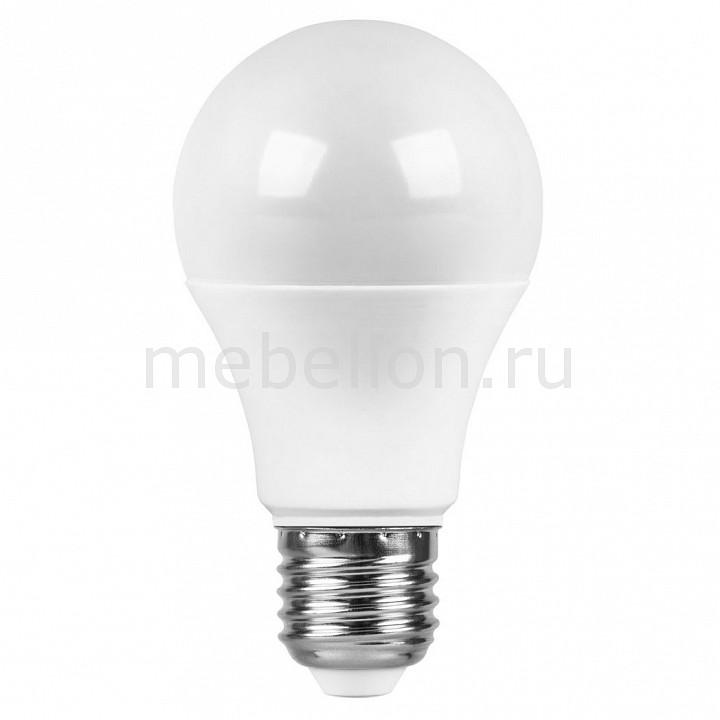 Лампа светодиодная [поставляется по 10 штук] Feron Лампа светодиодная E27 220В 10Вт 4000 K SBA6010 55005 [поставляется по 10 штук] цена