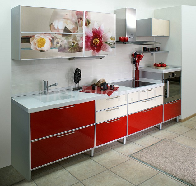 Кухонный гарнитур Букет mebelion.ru 36000.000