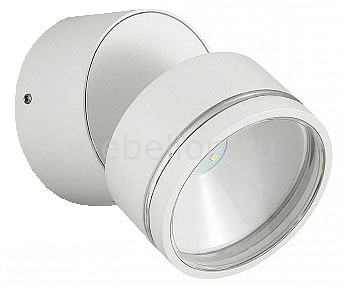 Светильник на штанге Ideal Lux OMEGA ROUND AP1 BIANCO спот ideal lux page round bianco page ap1 round bianco