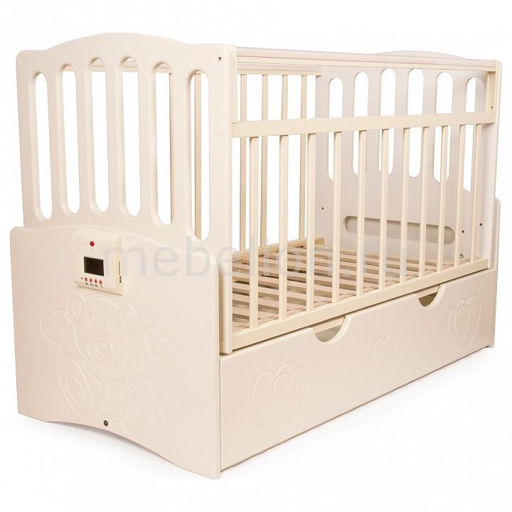 Кроватка Укачай-ка Укачай-ка 03 daka baby трансформер укачай ка 04 ваниль