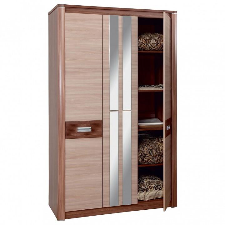 Шкаф платяной Олимп-мебель Стелла 06.236 ясень шимо темный/ясень шимо светлый цены