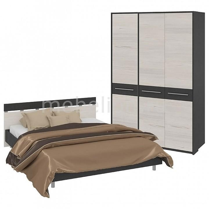 Мебель Трия Набор для спальни Сити ГН-194.000