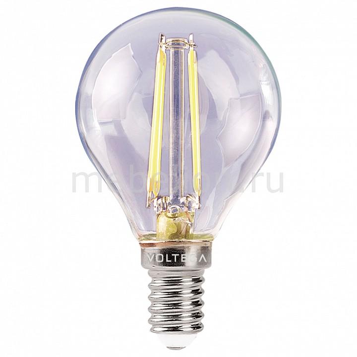 Лампа светодиодная Voltega VG1-G1E14cold4W-F Loft