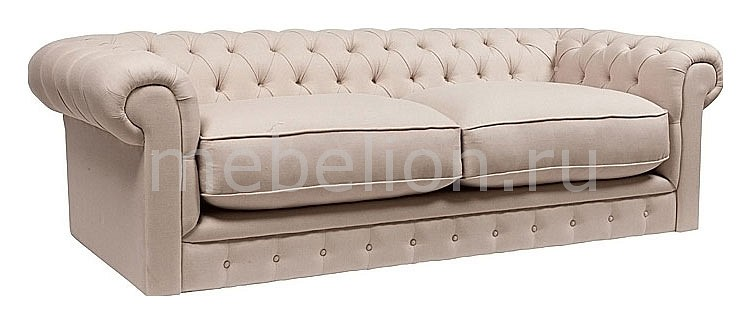 Софа The Pettite Kensington Upholstered Sofa DG-F-SF360