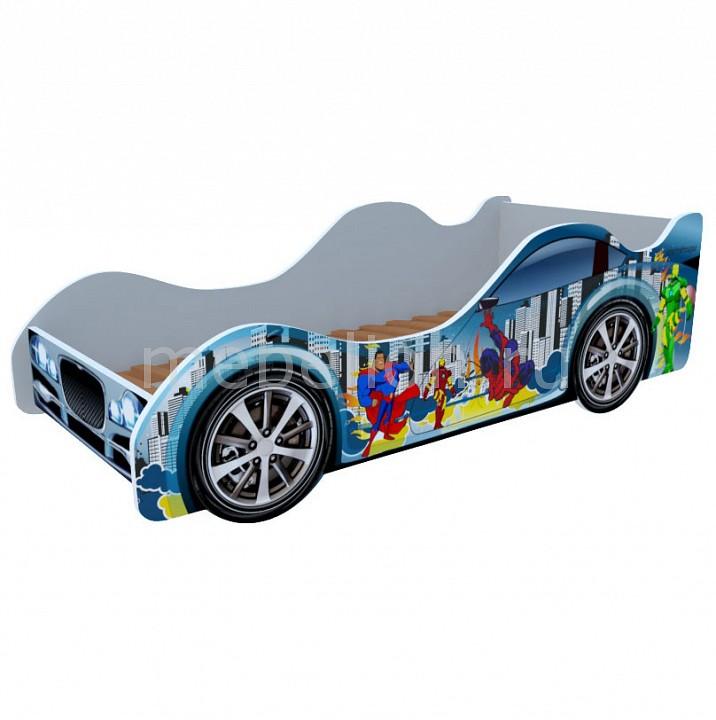 Кровать-машина Кровати-машины Супергерои M009