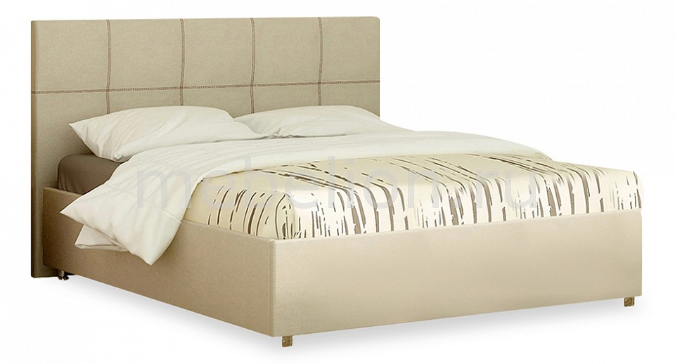 Кровать двуспальная Sonum с матрасом и подъемным механизмом Richmond 160-190 кровать двуспальная sonum с подъемным механизмом olivia 160 190