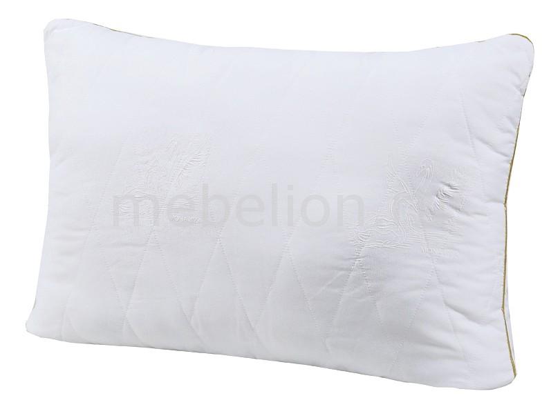 Подушка Mona Liza (50х70 см) Лебяжий пух одеяла mona liza одеяло лебяжий пух зимнее 195х215 см