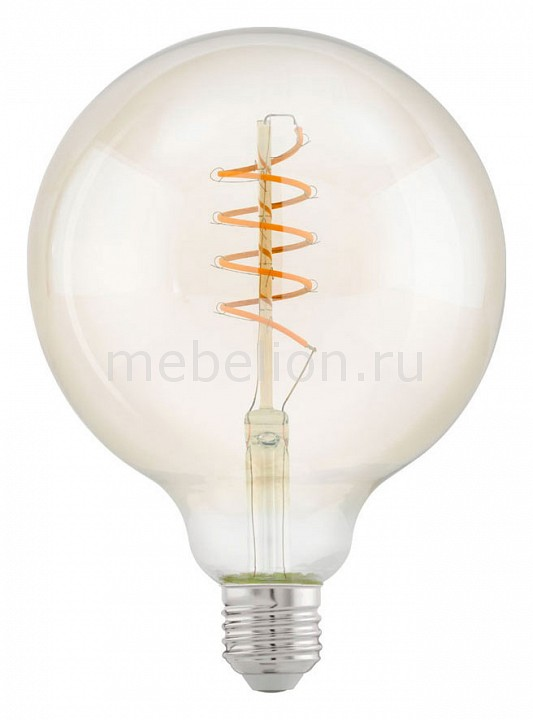 Лампа светодиодная Eglo E27 4Вт 220В 2200K 11683 лампа светодиодная [поставляется по 10 штук] eglo лампа светодиодная e27 4вт 220в 2200k 11679 [поставляется по 10 штук]