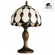 Настольная лампа Arte Lamp A3163LT-1BG Perla