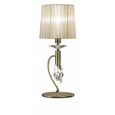 Настольная лампа декоративная Tiffany 3888