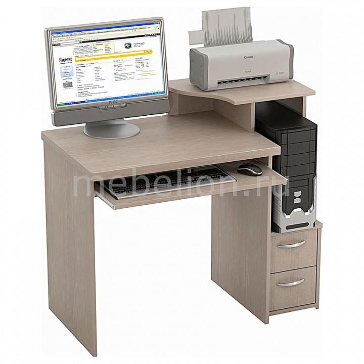 Стол компьютерный Колибри КС-10 дуб беленый mebelion.ru 2900.000