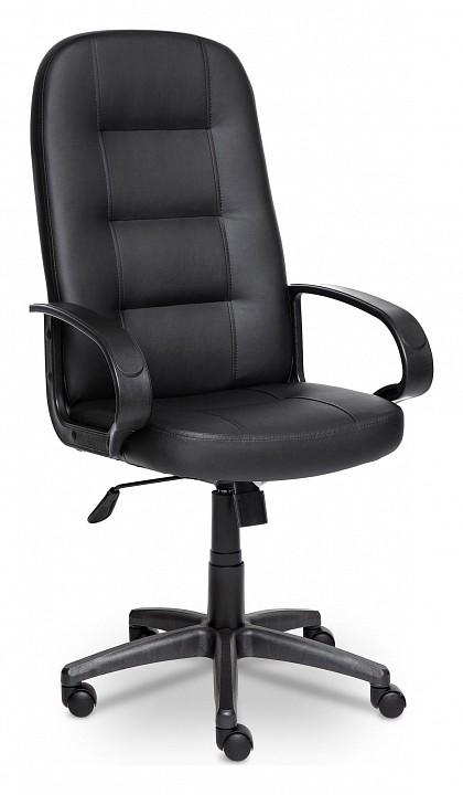Кресло компьютерное Tetchair Devon черное