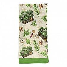 Полотенце для кухни Травы
