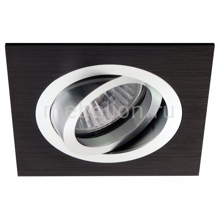 Встраиваемый светильник Donolux SA1520-Alu/Black светильник donolux sa1541 sa1543 alu