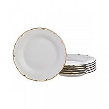 Набор из 6 тарелок плоских Симона 662-564