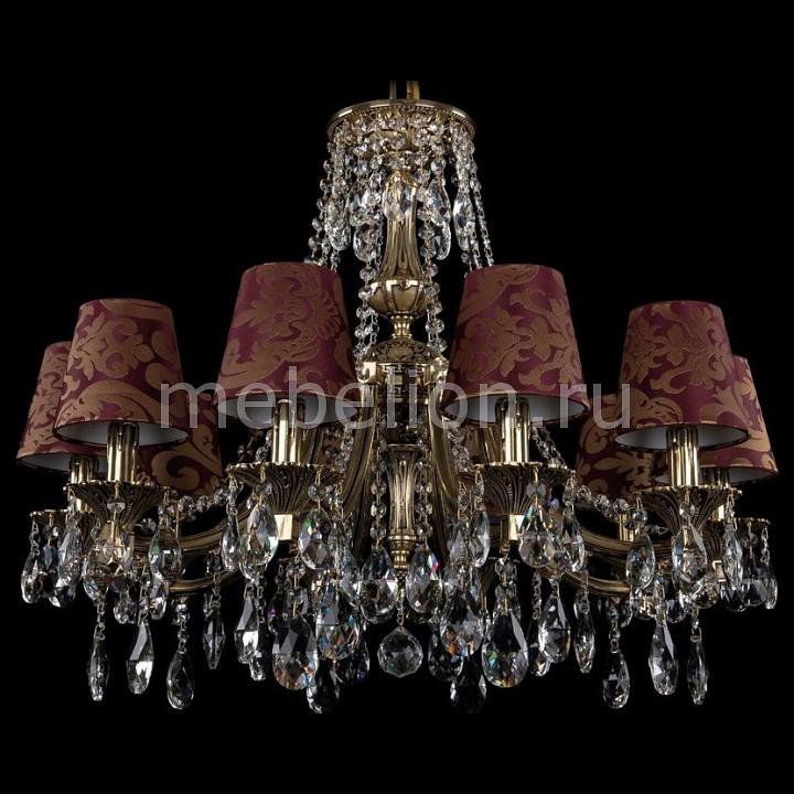 Подвесная люстра Bohemia Ivele Crystal 1771/10/220/A/GB/SH27 1771