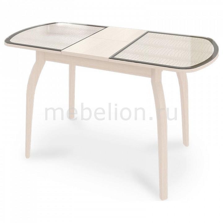Стол обеденный Мебель Трия Ницца Т15 мягкая мебель елена