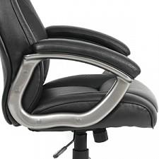 Кресло для руководителя Chairman 436 черный/серый, черный
