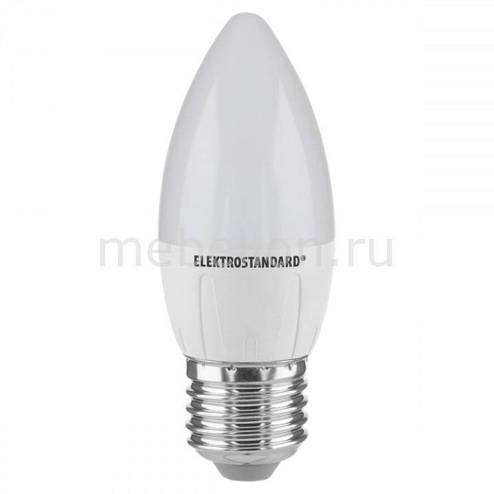 Лампы светодиодная Elektrostandard Свеча СD LED 6W 4200K E27 лампы