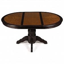 Стол обеденный 4260 STP темный орех/венге