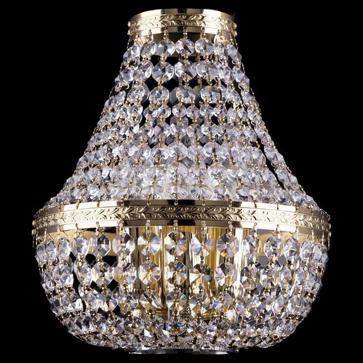 Накладной светильник Bohemia Ivele Crystal 2150/3/G 2150