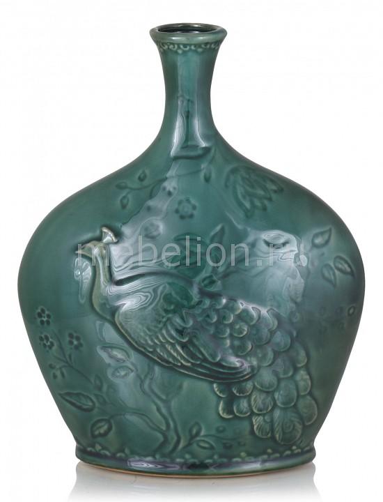 Купить Ваза настольная (20х8х25 см) Carina F60066, Home-Philosophy, Россия, зеленый, керамика