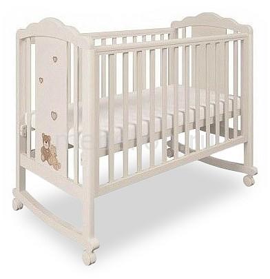 Кроватка Polini Polini kids 621 Плюшевые Мишки цена