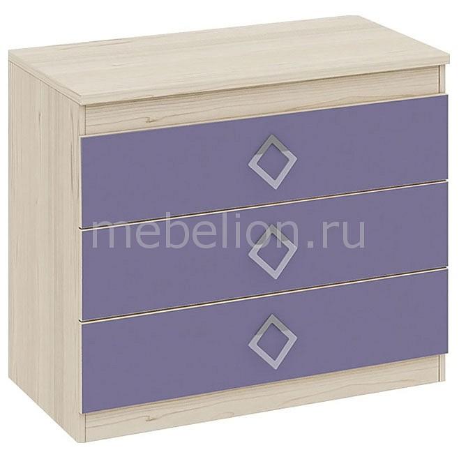 Комод Мебель Трия Аватар СМ-201.11.001 каттхилт/лаванда