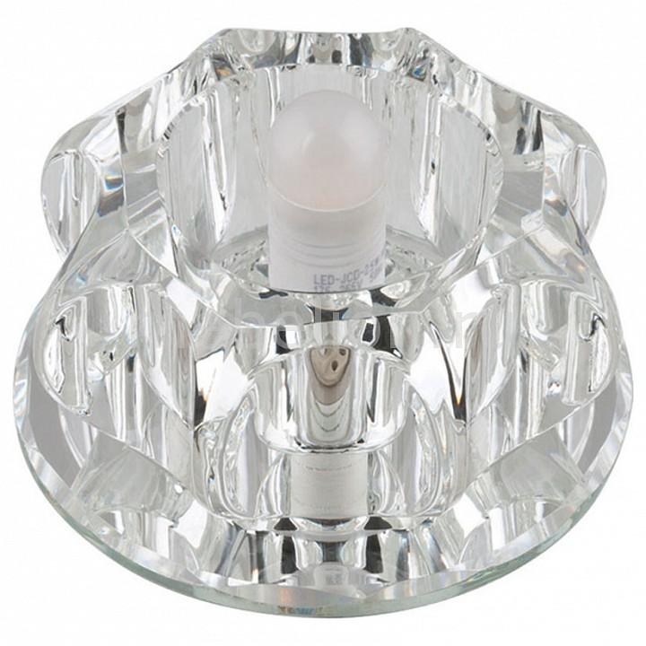 Встраиваемый светильник Uniel Fiore 10118