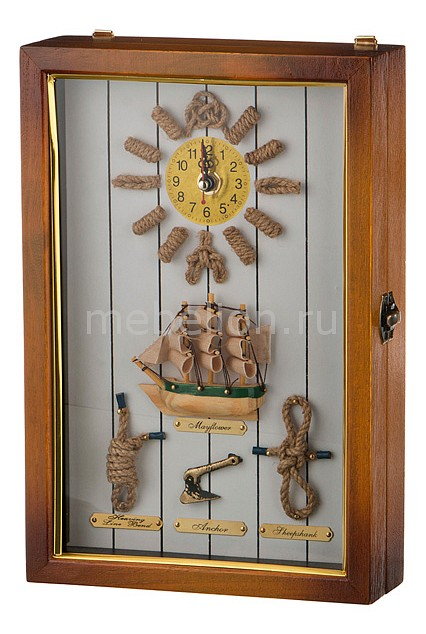 Ключница АРТИ-М (20х30 см) Парусник 271-150 арти м 45 см парусник 271 077