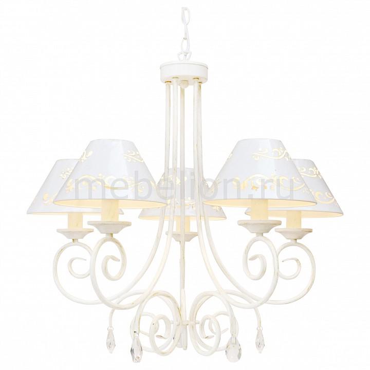 Подвесная люстра Arte Lamp Scrittore A2050LM-5WG подвесная люстра a2050lm 5wg arte lamp